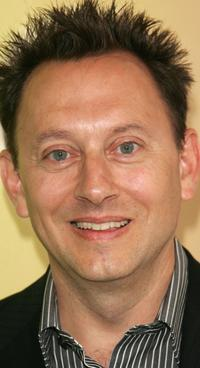 Michael Emerson at the ABC Television Network Upfront.