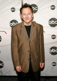 Michael Emerson at the ABC Upfront presentation.