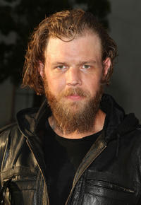 Ryan Hurst at the season two premiere of