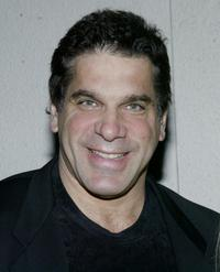 Lou Ferrigno at the Annual Norby Walters Holliday Party.