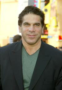 Lou Ferrigno at the world premiere of