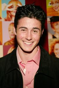 Eli Marienthal at the premiere of