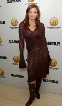 Dina Meyer at the Entertainment Tonight Celebrates the Emmy Awards with Glamour