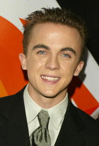 Frankie Muniz at the after party for the Fox primetime program announcements for 2004-2005.