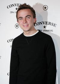 Frankie Muniz at the launch party of Converse by John Varvatos.