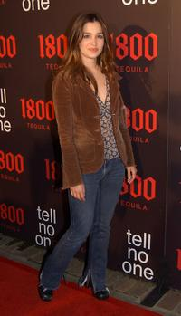 Gina Philips at the 1800 Tequila