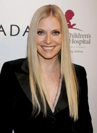 Emily Procter at the launch of its 2006 Spring/Summer collection to benefit St. Jude Childrens Research Hospital.