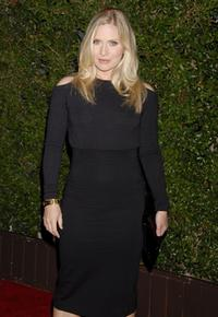 Emily Procter at the CBS celebration of Monday night season premieres.