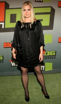 Emily Procter at the VH1 Big in 06 Awards.