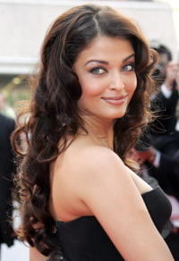 Aishwarya Rai at the Festival Palace to attend the opening ceremony of the 59th edition of the International Cannes Film Festival.