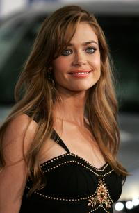 Denise Richards at the 6th Annual General Motors TEN event.