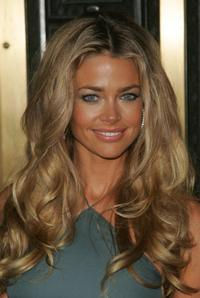 Denise Richards at the Conde Nast Media Group's Third Annual Fashion Rocks Concert.