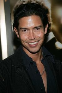 Anthony Ruivivar at the New York Premiere of