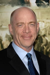 JK Simmons at the premiere of