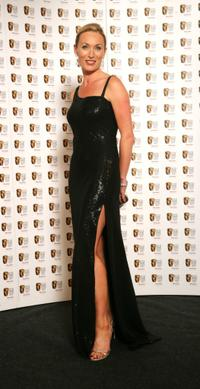 Victoria Smurfit at the British Academy Television Awards.