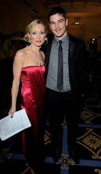 Victoria Smurfit and Josh Hartnett at the 7th Annual Irish Film and Television Awards.