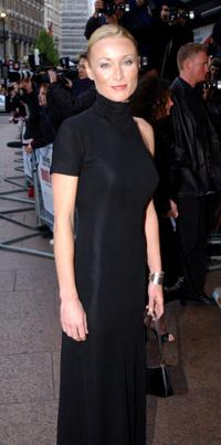 Victoria Smurfit at the premiere of