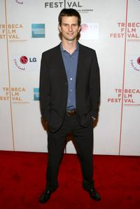 Frederick Weller at the premiere of