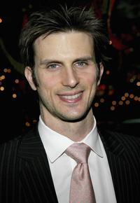 Frederick Weller at the opening night after party of