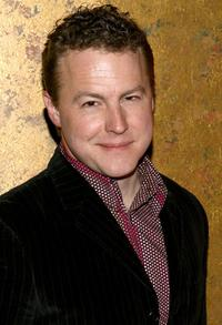 Samuel West at the opening night party of