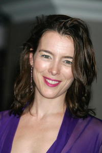 Olivia Williams at the Laurence Olivier Awards.