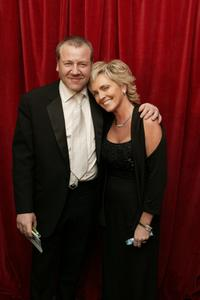 Ray Winstone and his wife at the UK Royal Charity premiere of
