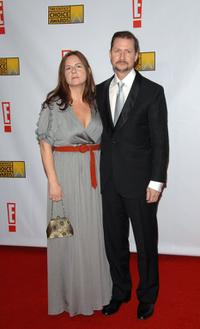Todd Field and wife Serena Rathbun at the 12th Annual Critics' Choice Awards.