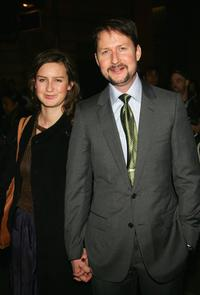 Todd Field and his daughter actress Alida Field at the 72nd Annual New York Film Critics Circle Awards Gala.
