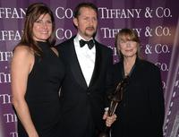 Todd Field, U.S. congresswoman Mary Bono and Sissy Spacek at the 2007 Palm Springs International Film Fest Awards Gala.
