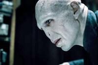 Ralph Fiennes as Lord Vodlemort in