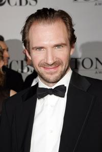 Ralph Fiennes at the 60th Annual Tony Awards At Radio City Music Hall.