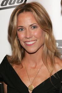 Sheryl Crow at the 27th Annual Salute To Women In Sports Awards Dinner.