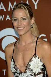 Sheryl Crow at the 48th Annual Grammy Awards.