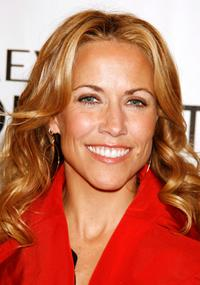 Sheryl Crow at the launch of