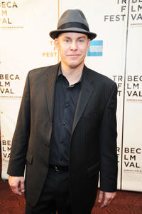 Travis Fine at the premiere of