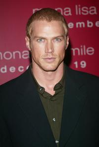 Jason Lewis at the world premiere of
