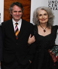 Director Bartlett Sher and Mary Beth Peil at the after party of the opening night of