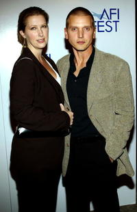 Barry Pepper and wife Cindy at the screening of