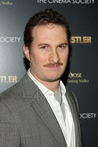 Darren Aronofsky at the screening of