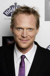 Paul Bettany at the British Comedy Awards 2006.