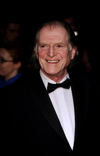David Bradley at the 31st London Film Critics' Circle Awards in London.