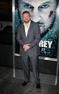 Director Joe Carnahan at the California premiere of