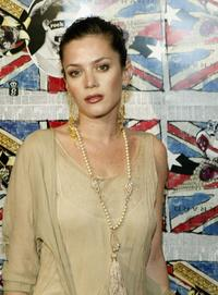 Anna Friel at the Garrard