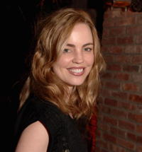Melissa George at the after party of the N.Y. premiere of
