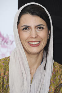 Leila Hatami at the 37th Deauville Film Festival in France.