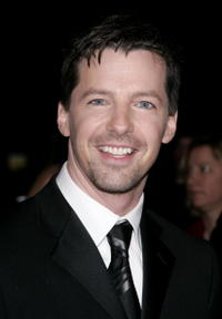 Sean Hayes at the 31st Annual People's Choice Awards in Pasadena, CA.