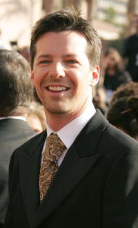 Sean Hayes at the 57th Annual Emmy Awards in L.A.