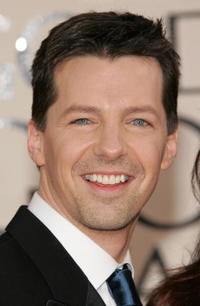 Sean Hayes at the 63rd Annual Golden Globe Awards.
