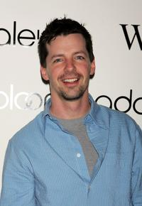 Sean Hayes at the launch party of