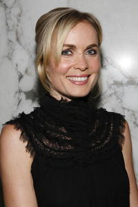 Actress Radha Mitchell at a N.Y. screening of